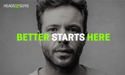 Men's Depression Website